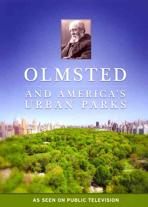 OLMSTED AND AMERICA'S URBAN PARKS BY WASHINGTON,KERRY (DVD)