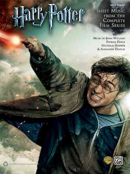 Harry Potter By Williams, John (COP)/ Doyle, Patrick (COP)/ Hooper, Nicholas (COP)/ Desplat, Alexandre (COP)/ Coates, Dan (ADP)